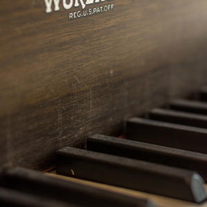 Wurlitzer piano keys